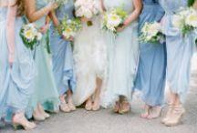 Madrinhas / Bridesmaids