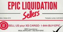 EPIC AUCTIONS / EPIC Liquidation Sales & Service Going Going GONE! 1-647-964-0050 1-844-BUY-EPIC