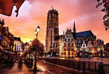 Mechelen / Mechelen, thuis in België...