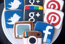 Social Media is Delicious / We love #SocialMedia