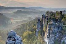 Cesky raj (Bohemian paradise) CZ