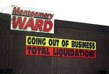Changing Retail Landscape / EPIC Liquidation World Inc. Before, you had Hills, Venture, Ames, K-mart, Woolworth, Bradlees, Grant, McCrory, Zayre, Stuart's, Lechmere, Jamesway, King's, Mammoth Mart, Wards, and the fading 5&10 stores.  Today,  you have Walmart, Target, Kohl's, Home Depot, Lowe's a troubled Kmart and the thriving dollar stores.