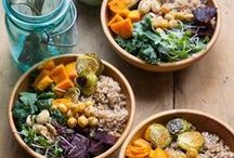 Start-up Healthy Lunches / We are lucky that we have a lot of local independent food shops near our office, so it can be tempting to eat out every day. However, when we can't get out of the office we are trying these healthy recipes using locally bought ingredients.