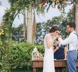 Wedding ceremony | Cerimônia