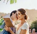 Wedding vows | Votos de casamento