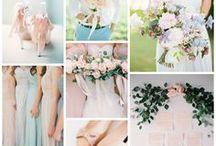 Paleta| Wedding palette