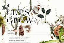 BOTANICAL POSTER CONTEST With My Botanical Poster LETS GROW I Participated On A