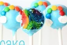 Cake ball ideas