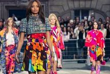 RUNWAY / Best of the best from Fashion Weeks from around the world.