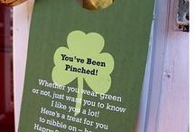 St. Patrick's Day Service Ideas