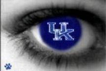 Kentucky Wildcats / by Mary Barker