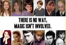 Harry Potter / by E Rose