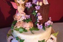 Officina dello zucchero / Torte decorate in pasta di zucchero
