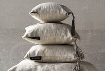 Linen Pillows / Cushions