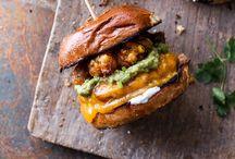 Burger / Sandwich yums
