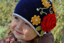 TRICÔ E CROCHÊ / Coisas lindas feitas nestes trabalhos de tricô e crochê.
