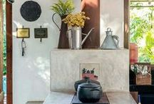 CASA LINDA / Decoração em ambientes diversos de casa.
