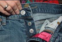 CUSTOMIZAÇÃO / Reaproveitamento de roupas. Ganhe peça exclusiva!!