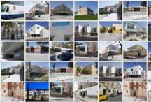 Nuestras bibliotecas ¿Dónde encontrarnos? / Fotografías, direcciones y teléfonos de las Bibliotecas Públicas Municipales de Málaga