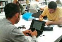 Servicios que ofrece la Red de Bibliotecas Públicas Municipales de Málaga / ¿Qué puedes hacer en las bibliotecas?