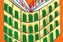"""Picasso en las Bibliotecas / La Fundación Picasso Museo Casa Natal y la Red de Bibliotecas Públicas Municipales organizan anualmente """"Picasso en las Bibliotecas""""  dentro del Octubre Picassiano, con los siguientes objetivos: Difundir y dar a conocer la vida del artista, la institución que alberga su casa natal, las bibliotecas municipales de Málaga y los servicios que prestan como centros de información, cultura y participación ciudadanas."""