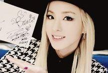 Dara (^o^)/ /  박산다라 of 2NE1 birthday: November 12, 1984 / by You Got No Jams <( ̄︶ ̄)>