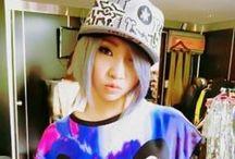 Minzy (〃▽〃) / 공민지 of 2NE1 birthday: January 18, 1994 / by You Got No Jams <( ̄︶ ̄)>