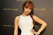 Bom (≧ڡ≦*) / 박봄 or Jenny Park of 2NE1 birthday: March 24th, 1984 / by You Got No Jams <( ̄︶ ̄)>