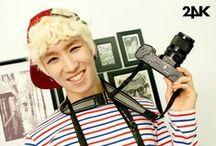Coryヾ(@^▽^@)ノ / 홍주현 of 24K. Born November 25, 1990 / by You Got No Jams <( ̄︶ ̄)>