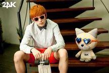 Jeunguk (^o^)/ / 김증욱 of 24K. Born February 20th, 1993 / by You Got No Jams <( ̄︶ ̄)>