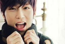 Hyeongkonヾ(@^▽^@)ノ / 김형곤 of A JAX. Born December 3, 1988. / by You Got No Jams <( ̄︶ ̄)>