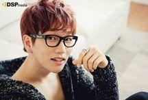 Sungmin (ღ˘⌣˘ღ) ♫・*:.。. .。.:*・ / 박성민 of A JAX. Born May 31, 1993 / by You Got No Jams <( ̄︶ ̄)>