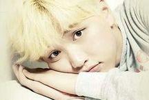 Sandeul (≧ڡ≦*) / 이정환 of B1A4. Born March 20, 1992 / by You Got No Jams <( ̄︶ ̄)>