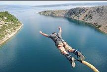 Adventure Activities in Rishikesh / Rafting, Camping, Trekking, Bungee Jumping, Rock Climbing, Flying Fox, Wild Life Safari.