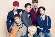 Beast (ノ^_^)ノ / Beast (or B2ST) consists of Yoseob, Junhyung, Doojoon, Dongwoon, Hyunseung, and Kikwang. They debuted in 2009 under Cube Entertainment / by You Got No Jams <( ̄︶ ̄)>
