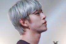 Daehyun (≧ڡ≦*) / 정대현 of B.A.P. Born June 28, 1993 / by You Got No Jams <( ̄︶ ̄)>