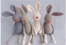 Crochet / Ideias para brincar de criar.