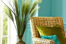 Lime and Teal Cottage / by Barb Palmieri