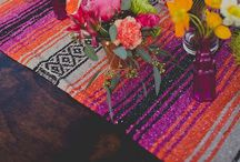 Colorful Spaces / Use color in your spaces. There are more colors than beige! / by Barb Palmieri