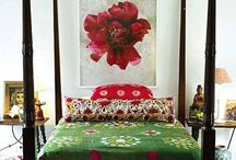Green and Red Home / by Barb Palmieri
