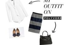 My Polyvore Finds / Check out our Polyvore site for more style inspirations!
