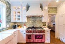 Kitchen Cabinets - Belnap Dr / Kitchen Cabinet Design by: Eastbank Interiors