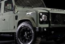 Land Rover Defender / Land Rover all models and versions