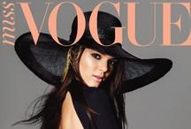 Miss Vogue !
