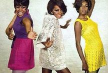 60s Inspiration / This decade saw the introduction of the mini skirt and great icon patterns from the swinging sixties.  Mens fashion really took off here too with the psychedelic era. The images are to remind you how great the clothes from this period were & to help you when putting together an outfit..  All pins will be from the public domain.  If adding a pin please only add 60s fashion.