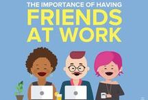 Employee Engagement / Different ways that employees can be engaged within their office