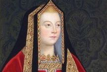 Tudor history and fashion / Paintings, mockups, and reproductions of Tudor era fashion / by Laurel A. Rockefeller