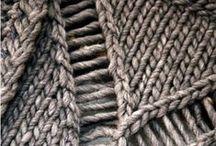 Knitting Crochet / by Lizbeth Kendall