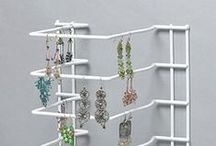 DIY to organize jewelry