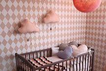 Our baby's room / Pretty room by www.cyckids.com